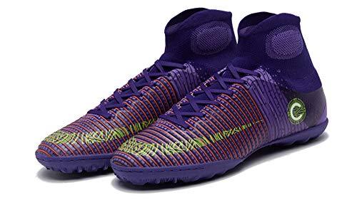 Botas de fútbol, Zapatos de uñas de caña Alta, independientemente de los Zapatos de Entrenamiento de fútbol de género