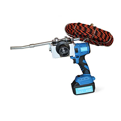 Hotar Automatischer Elektriker, der Maschine aufreiht Bespannungsmaschine Wandanschlussdrahtmaschine wiederaufladbare automatische elektrische Einfädelmaschine langlebig