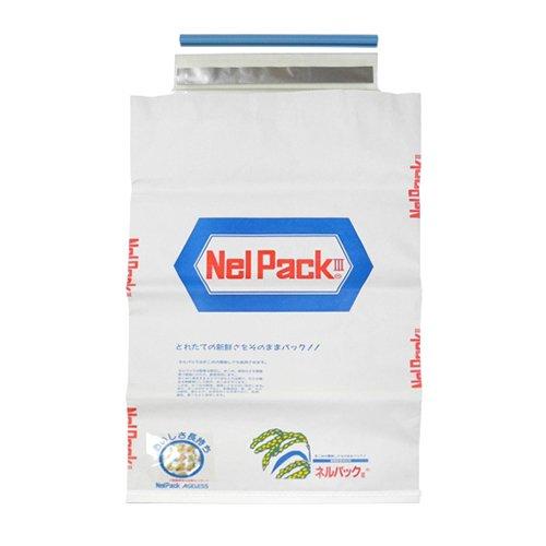 一色本店 玄米・白米などの穀物の鮮度保持 ネルパック�V 30kg用