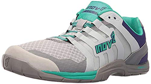Inov-8 Women's F-LITE 235 V2 Cross-Trainer Shoe, Blue/Black/Neon Pink, 10 E US