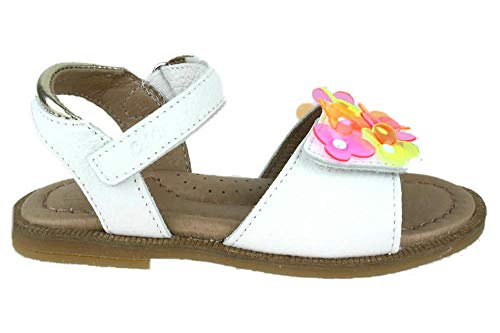 Clic! NEONBLÜMCHEN Leder Sandale Schuhgröße 30