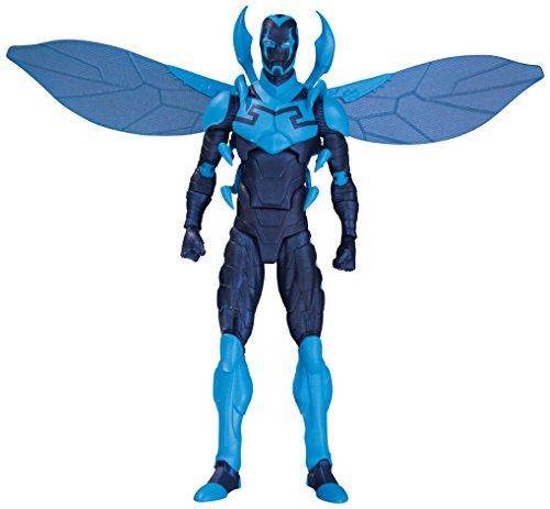 DC Direct- Infinite Crisis Blue Beetle Figurine, 761941333496, 15 cm