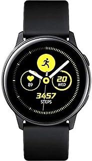 ساعة سامسونج جالكسي اكتيف، لون اسود - SM-R500NZKAXSG