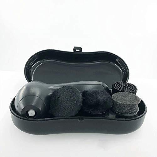 Wireless Electric Shoe Polisher Portable Shoe Brushing Machine Leather Care Machine Polishing And Waxing Machine With Portable Box