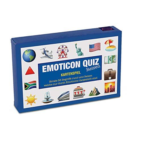 Bubble Gum Kennst du das Emoticon Spiel - Reisen | Travel | Kartenspiel