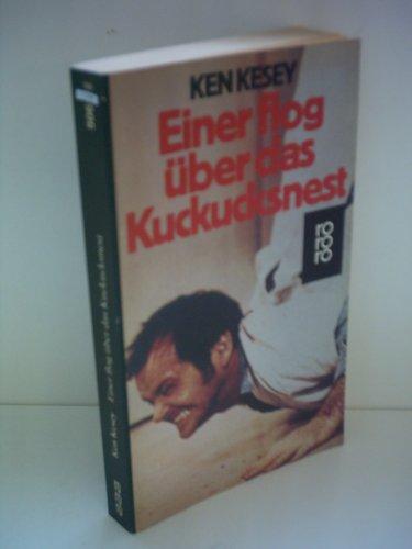 Ken Kesey: Einer flog über das Kuckucksnest