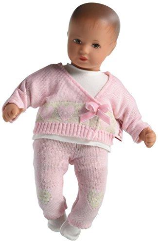 Käthe Kruse 0136651 - Mini Bambina Sarah Babypuppe