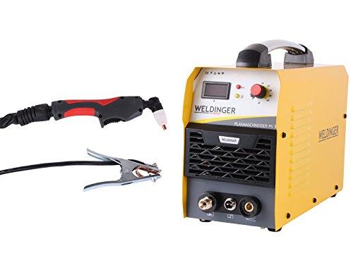 WELDINGER Plasmaschneider PS 52 Plasmaschneidgerät 40A bis 14mm 5 Jahre Garantie