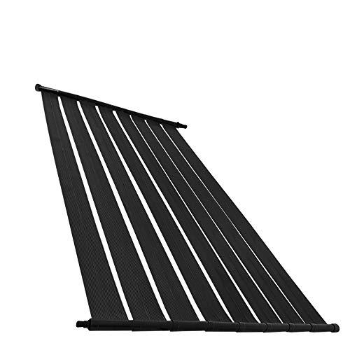 Solar4pool Poolheizung solarmatte | Solar heizung | Pool solarheizung | Schwimmbadheizung | Sonnenkollektor | EPDM Rubber (8m2=2.66x3.00)