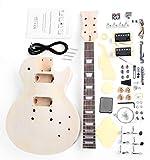 Rocktile Guitare electrique kit Single Cut Style