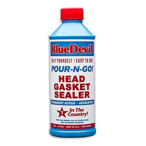 Blue Devil (00209-6PK) Pour-N-Go Head Gasket Sealer - 16 Ounce, (Pack of 6)