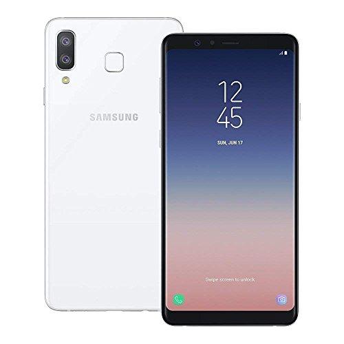 Samsung Galaxy A8 Star SM-G885F/DS 64GB/4GB Factory Unlocked GSM Only, No CDMA - International Version (No Warranty in The USA) (White)