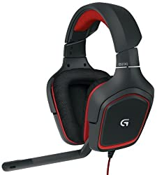 Logitech G230 Stereo Gaming Headset: photo