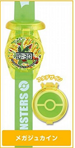 Bandai Official Pokemon XY 2 Watch 8.5' Long Pokemon Watch- Mega Sceptile