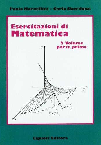 Esercitazioni Di Matematica 2 1