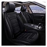 GUE Heizung Autositzkissen-Set, Winter Universal Sitzheizung Warm Protector Mat Car Heat Zubehör (Color Name : Schwarz, Size : 2pcs)