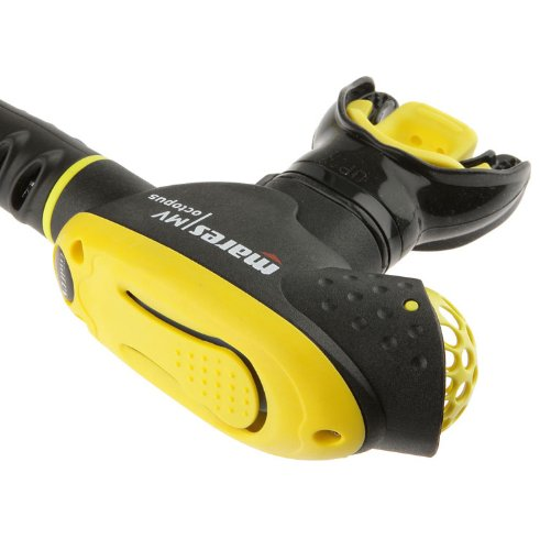 Mares MV Octopus Diving Regulator (MV Octo, Yellow)