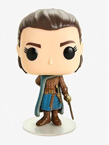 POP ¡Popular! Funko Game of Thrones - Figura de Vinilo Asesino de Arya Stark - Exclusiva de la Convencion de Primavera 2019