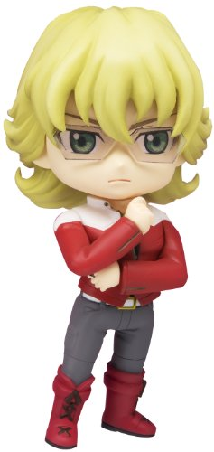 BANDAI Tamashii Nations Barnaby Brooks JR. Tigre et Lapin – Chibi-Arts