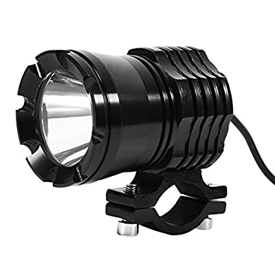 Motorcycle LED Headlight Spot Lamp Driving Light