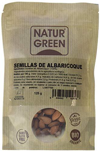 NaturGreen Semillas de albaricoque - 125 gr