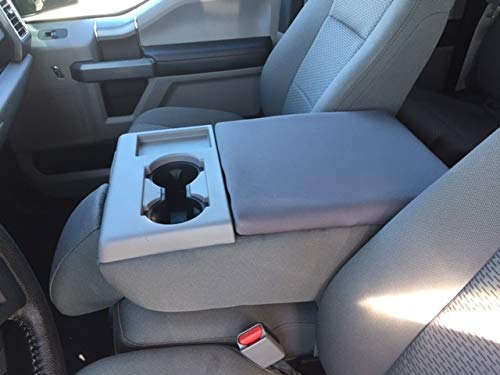 Auto Console Covers- Fits The Ford F-150 2015-2021 Center Console Armrest Cover...