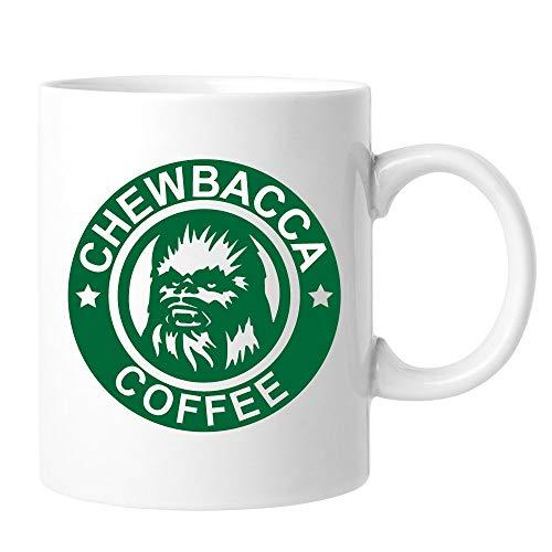 Taza de café Chewbacca