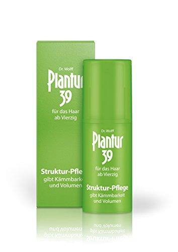 Plantur 39 Struktur-Pflege, 1 x 30 ml - Verleiht dem Haar mehr Volumen und Widerstandskraft