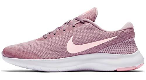 Nike Women's Flex Experience RN 7 Running Shoe Newsprint/Crimson Tint/Dark Stucco/White Size 10 M US