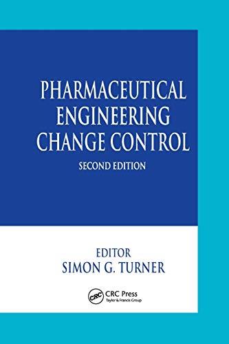 Pharmaceutical Engineering Change Controlの詳細を見る