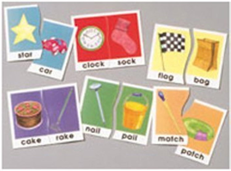 El nuevo outlet de marcas online. Didax Dd-2607 Basic Skills Puzzles Rhyming Words by Didax Educational Educational Educational Resources  el más barato