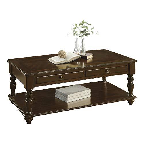 Lexicon Chester Lift-Top Coffee Table, Espresso