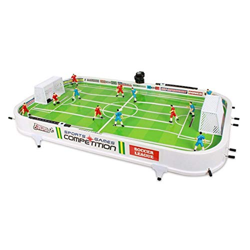 Foosball Table, Tabletop Football Table Indoor Games for Children Sports Toys Suitable for Family Gatherings for Adults And Kids FDWFN