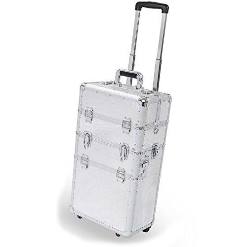 Varo Aluminium Trolly Werkzeugkoffer Reisekoffer PRM 10113T