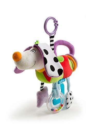 Taf Toys - 11695 - Jouet Pour Poussette - Chien D'activités