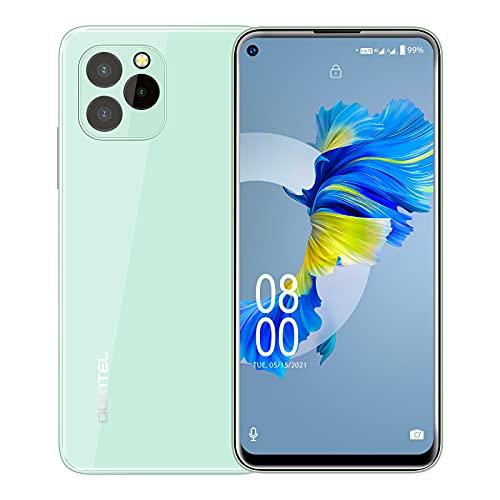 Smartphone Offerta del Giorno, OUKITEL C21 Pro Telefono Cellulare, 4GB RAM+64GB ROM 256GB Espandibili, 21MP+8MP Fotocamera, 6.39 ''HD+ Schermo, Batteria 4000mAh, Android 11 Dual 4G Cellulari Economici