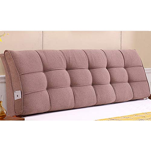 WRHH - Espuma moldeada grande y relajante de TV - Perfecto para adultos, adolescentes y niños - Para apoyo de cama, brazos, espalda, embarazo, columna lumbar y cojín cervical