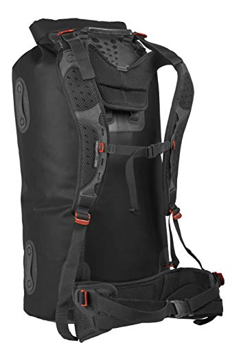 Sea to Summit Hydraulic - para Tener el Equipaje ordenado - with Harness 120L Negro 2019