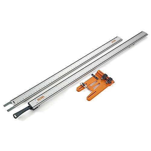 Bora 100-Inch WTX Clamp Edge and Saw Plate Set | 545106K