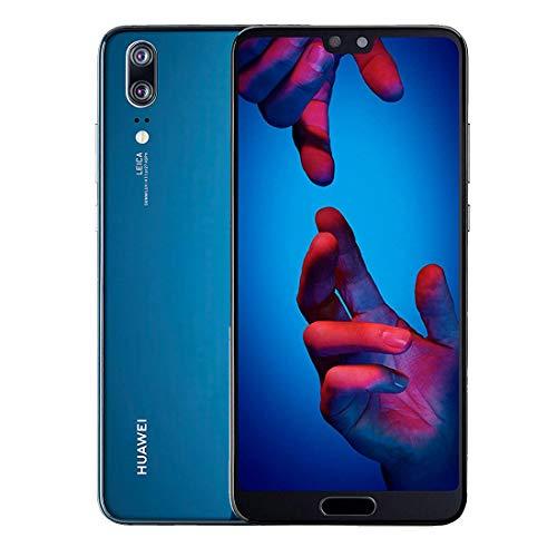 Huawei P20 Smartphone Da 128 GB, Blu