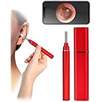 Douzeso P940 Pro 1080p Wireless WiFi Wax Remover Otoscope
