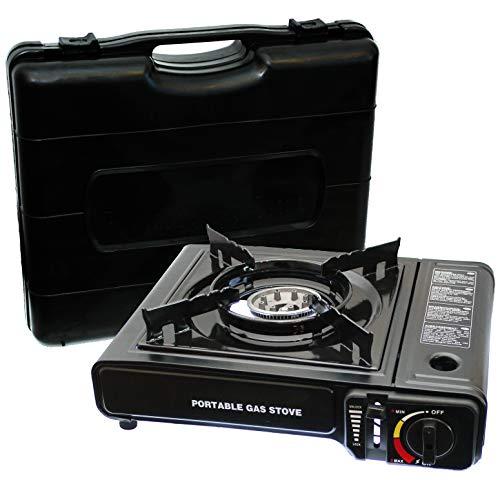 Tusker Tools - Transportabler Gaskocher