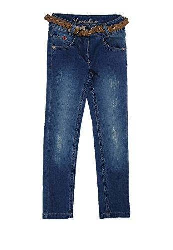 Pampolina Jeans New Story mit Gürtel (122)