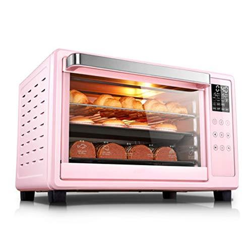 Elektronische multifunctionele oven automatische, intelligente functie warmhouden RVS oven, mini-oven met een broodrooster, mini-oven met convectie en magnetron