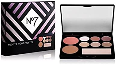Boots No7 Nude to Night Palette ***LIMITED EDITION***with