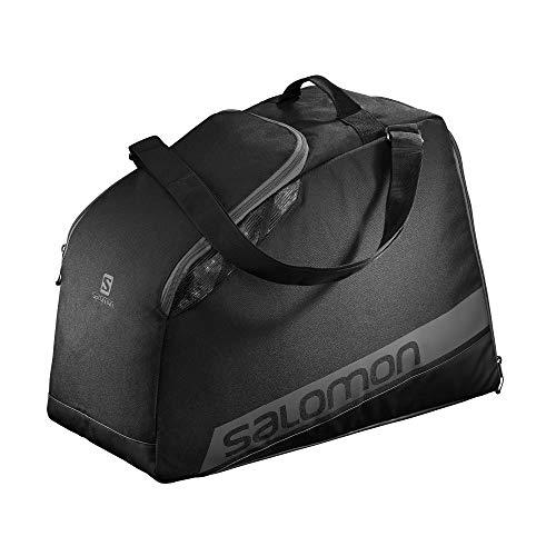 Salomon Extend Max Gearbag, Sacca Portascarponi da Sci Pratica e Spaziosa, LC1206500 Unisex Adulto, Nero, Taglia Unica