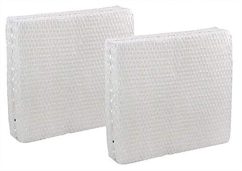 BLUELIRR - 2 filtri di ricambio per umidificatore, compatibili con Lasko THF15, Duracraft AC-809 e AC-815, Sears Kenmore 14809