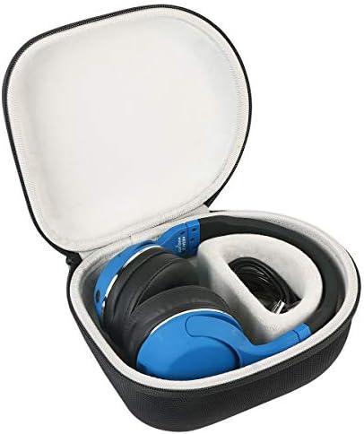Khanka Hard Travel Case Replacement for Skullcandy Hesh 2 Bluetooth Wireless Over Ear Headphones product image
