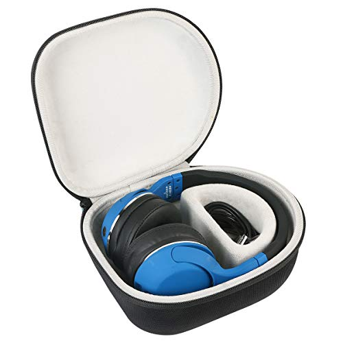 Khanka Hard Travel Case Replacement for Skullcandy Hesh 2 Bluetooth Wireless Over-Ear Headphones