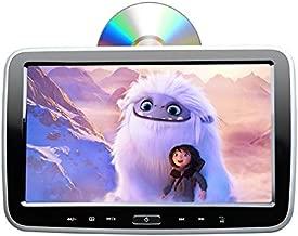 Eonon 2020 10.1 Inch Headrest DVD Player Car DVD Player HD Digital Multimedia Monitor Super-Thin Car Headrest DVD Player, Headrest Monitors with HDMI Port and Remote Control USB and SD-L0299A